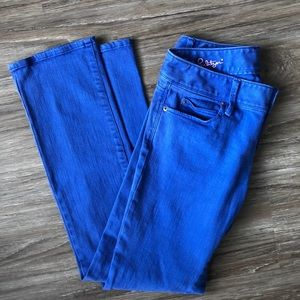 Lilly Pulitzer Women's Worth Straight Jeans Size 6